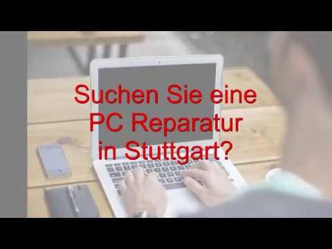 PC Reparatur Stuttgart