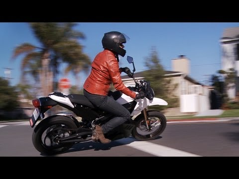 2012 Zero Motorcycles DS ZF6