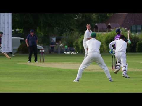 175th Year Celebration game Banstead v Twickenham Cricket Club at Avenue Road 4th Aug 2017
