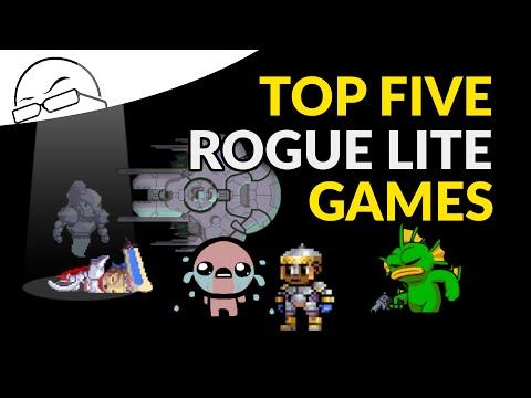Top 5 Roguelite Games!