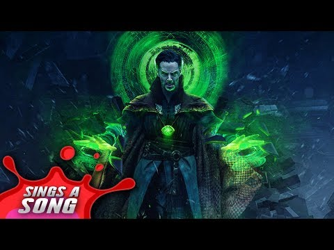Dr Strange Sings A Song (Avengers Infinity War Parody)