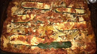 Making Vegan Lasagna! Success or Fail? | Vlogtober Day 7