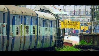 PUNE to NEW JALPAIGURI Full Journey   2017 NFR Trip Part3   Traversing Bihar, West Bengal
