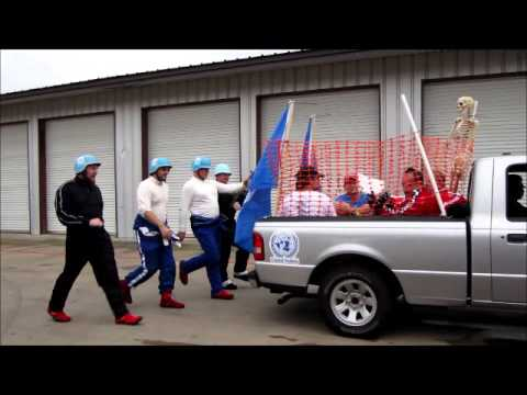 United Nations Texas Occupation Administration Penalty at 24 Hours of LeMons Houston