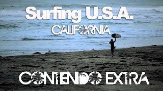 CONTENIDO EXTRA Surfing USA: CALIFORNIA - LuzuVlogs