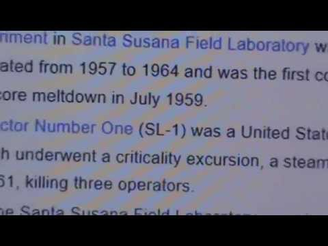 NUCLEAR MELTDOWN  EVENTS IN USA AND OTHERS