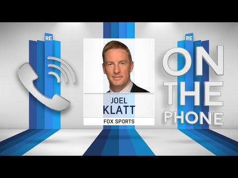 FOX Sports' Joel Klatt Talks NFL Draft and More with Rich Eisen   Full Interview   4/23/18