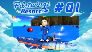 Pilotwings Resort :: # 01 :: We Have Lift Off!