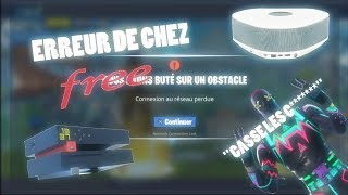 "FREE CHEZ ON FORTNITE / ""WE HAVE BUTER ON An OBSTACLE"""