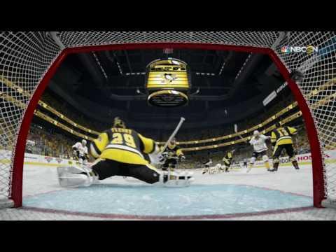 NHL 17 PS4 Stanley Final Game 5 Nashville Predators vs Pittsburgh Penguins