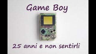 [Game Boy Story] -  25 Anni e non sentirli (Documentario HD)