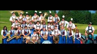 Blaskapelle Bad Bayersoien - Ungarischer Tanz Nr. 5