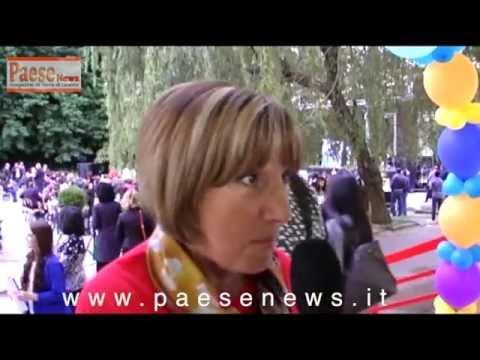 Fine anno L. da Vinci Vairano Scalo www.paesenews.it
