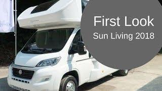 First Look - Sun Living Motorhome 2018