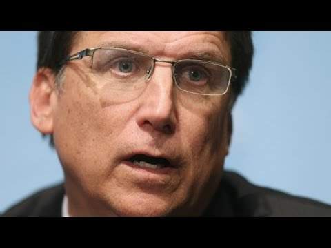 No one will hire Former Gov. Pat McCrory