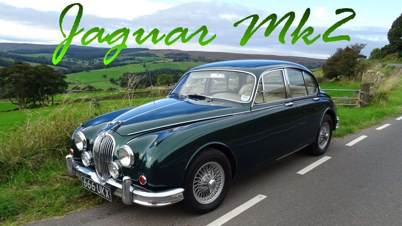 jaguar mk2 3 8 litre 1961 youtube. Black Bedroom Furniture Sets. Home Design Ideas