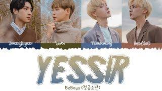 Baixar Bz-Boys (청공소년) - YESSIR [Audio]