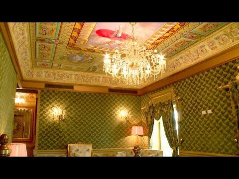 Jo vetem mode - Amadeus Palace - a breathtaking hotel in Tirana! (28 mars 2015)