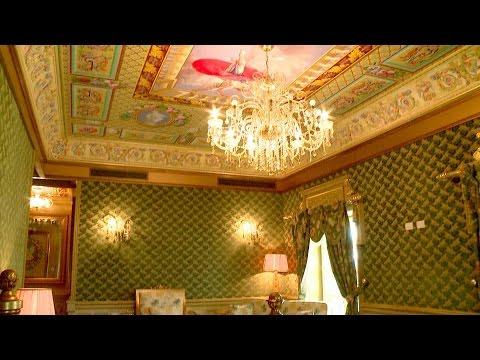 Jo vetem mode - Amadeus Palace - a breathtaking hotel in Tirana! (28 mars 2015)