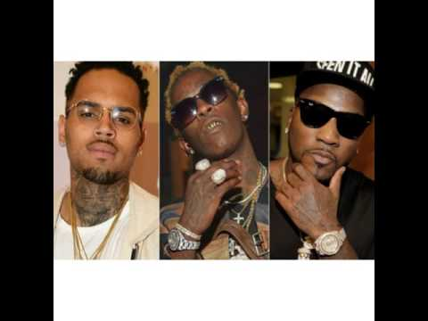 Chris Brown feat. Solo Lucci, Young Thug & Jeezy - Wrist REMIX