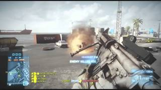 Battlefield 3- Epic Comeback down 370-90 and 64-1 tickets