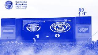 Godoy Cruz (ARG) - Recibimiento y gol - La Pasión Sudamericana