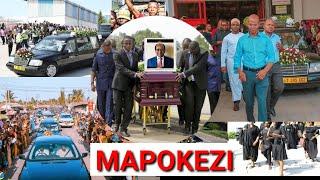 MAPOKEZI YA MWILI WA NDG.REGINALD MENGI !!