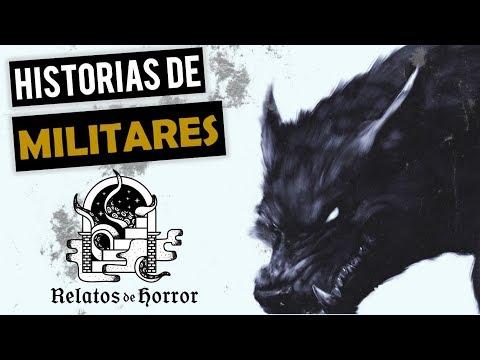 LOS PERROS (HISTORIAS DE TERROR) 🔥