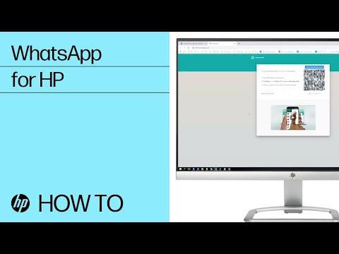 WhatsApp For HP | HP