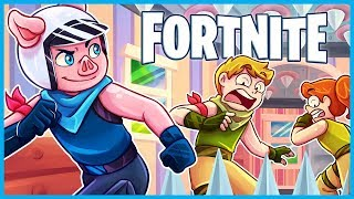HILARIOUS TRAP HOUSE VICTORY ROYALE in Fortnite: Battle Royale! (Fortnite Funny Moments & Fails)