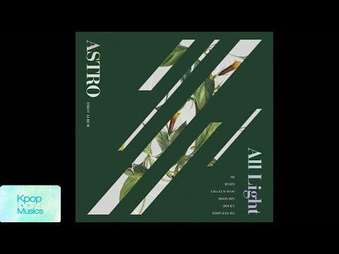 ASTRO (아스트로) - 1 In A Million('The 1st Album'[All Light])