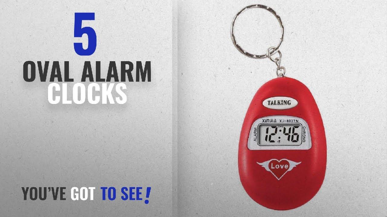 Top 10 Oval Alarm Clocks [2018 ]: S'Beauty Oval Talking Alarm ...