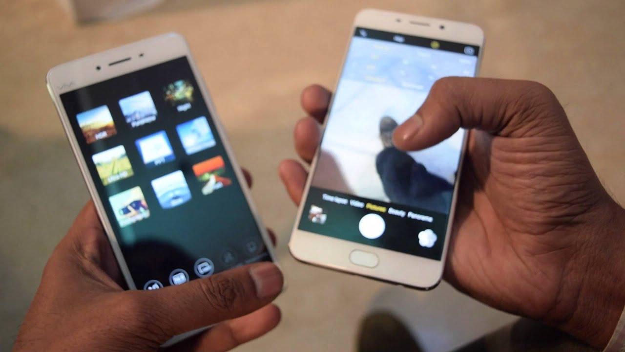 Download Oppo F1 Plus vs Vivo V3 Max Quick Comparison