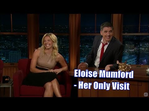 Eloise Mumford  Ferguson Makes Her Fifty Shades Of Red  Her Only Visit Some Helpful Text