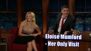 Eloise Mumford - Ferguson Makes Her Fifty Shades Of Red - Her Only Visit [+Some Helpful Text]