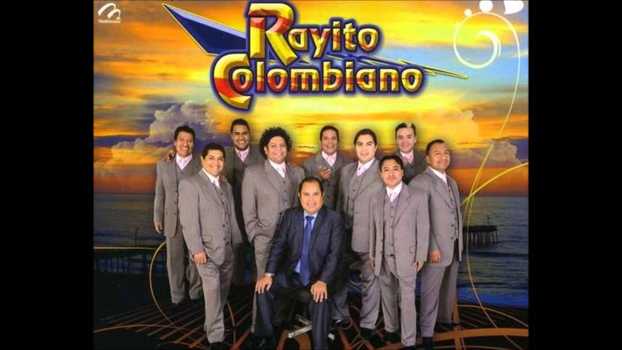 Rayito Colombiano - Te deje partir