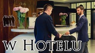Jak z klasą zachować się w hotelu - Czas Gentlemanów