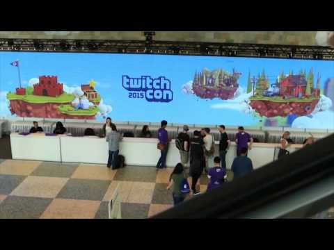 TwitchCon 2015 preview
