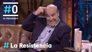LA RESISTENCIA - Resines, el amigo de Broncano   #LaResistencia 14.05.2019