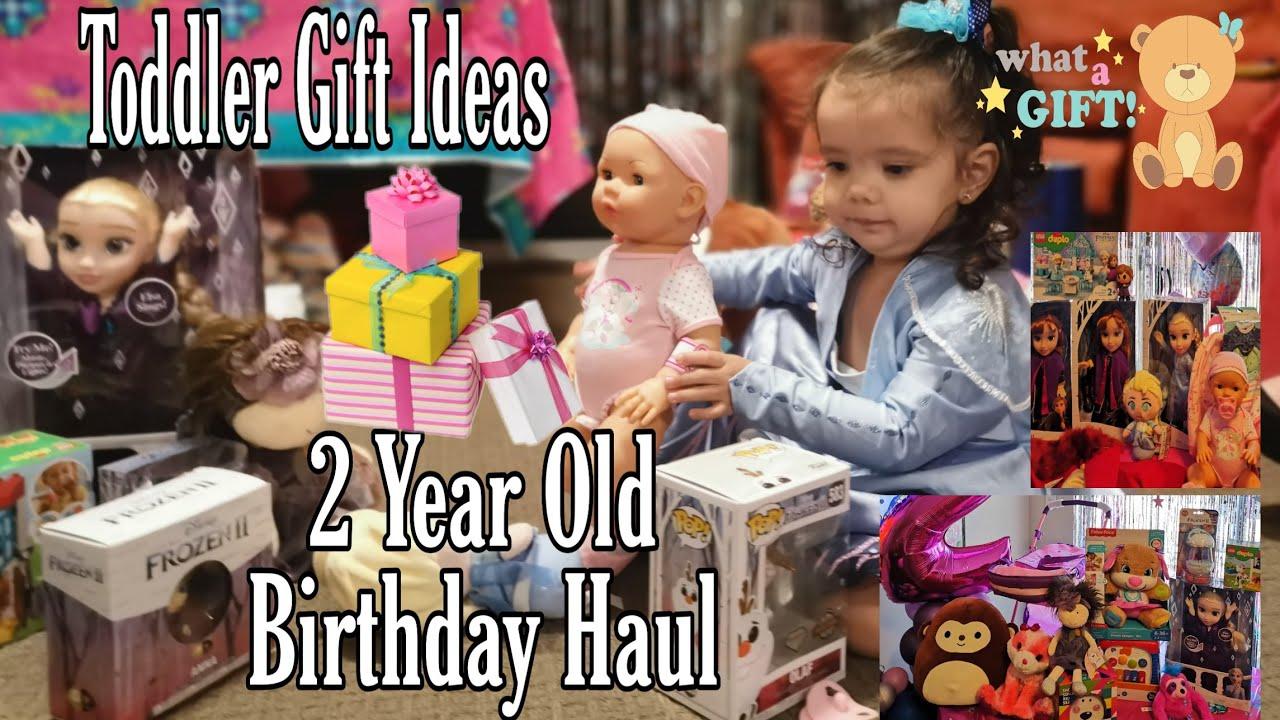 Toddler Gift Ideas 2 Year Old Birthday Present Haul Filipina Life In Australia Youtube