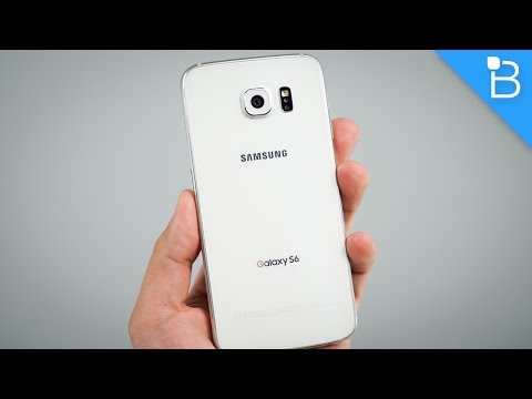 Samsung Galaxy S6: Unboxing and Hands-On!