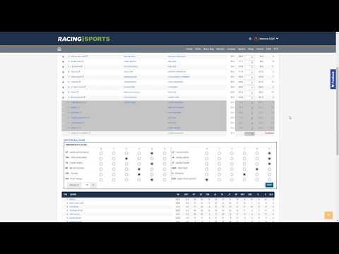 Mudgee Free Form Guide | Enhanced Form | Race 1 | Sunday