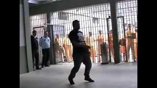 grupo maniacs crew na Penitenciária Regional de Joinville agosto de 2014