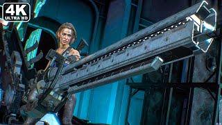 RESIDENT EVIL 3 REMAKE Ending & Final Boss Fight 4K 60FPS