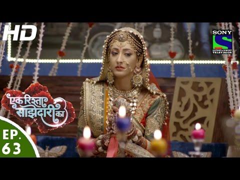 Ek Rishta Saajhedari Ka - एक रिश्ता साझेदारी का - Episode 63 - 2nd November, 2016