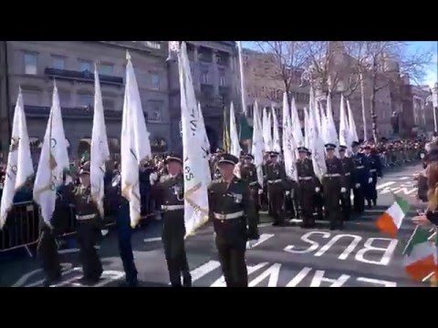 Easter Sunday 1916 2016 Commemoration Parade