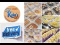 Kobe's Bite, Surigao - Mango Float, Maja Blanca, Oreo Float, Leche Flan, Puto Flan, Spaghetti etc.