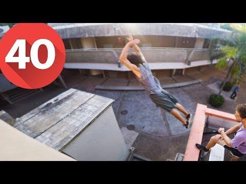 #40 TREINO DE PARKOUR 8 - CAMPINAS 2 - Nada de Interessante