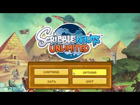 Today we play Scribblenauts Unlimited (w/ commentary) |