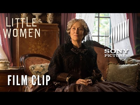 LITTLE WOMEN Clip - You'll Need to Marry